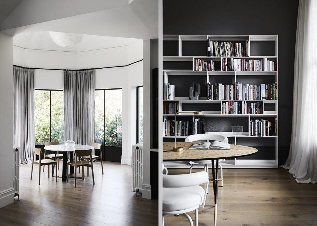 Elsternwick House Fiona Lynch interior design office Melbourne