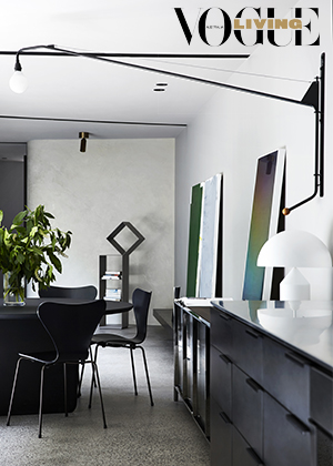 Vogue Living Australia features Fitzroy House